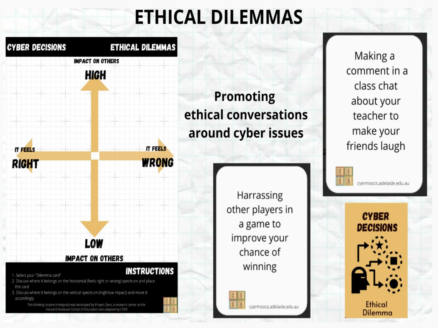 ethical lens game
