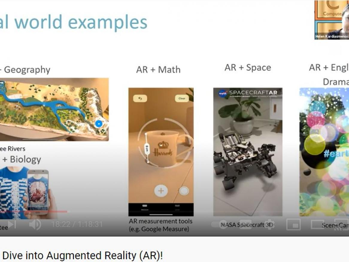 Deep Dive into AR real world examples